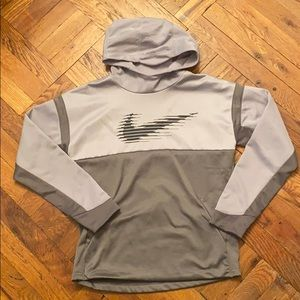 Nike Dri Fit Hoodie boys Size L